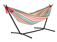 Vivere 9-Foot Double Hammock - Salsa
