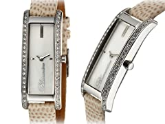 Blumarine Long Crystals Ladies Watch