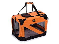 Pet Life 360° Vista View House Carrier - Orange