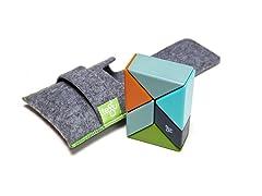 Tegu 6-Piece Pocket Pouch Prism
