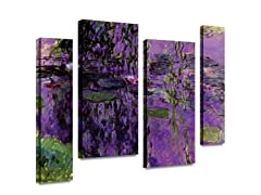 Lavender Water Lilies (2 Sizes)