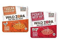 Wild Zora Soup
