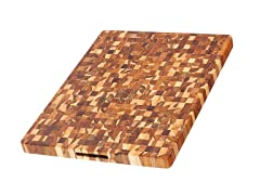 Teakhaus End Grain Butcher Block