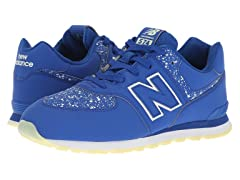 New Balance 574v1 Sneaker Kids Shoes