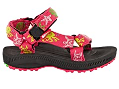 Hurricane Sandal - Pink (Toddler 4)