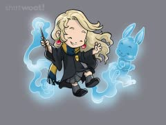 A Patronus for Luna