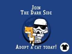 Adopt for the Dark Side