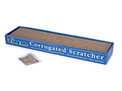 Meow Town™ Corrugated Cat Scratcher