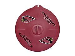 NFL Arizona Cardinals Silicone Lid