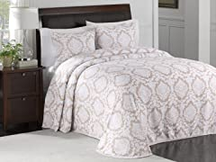 Nadine Bedspread - Full - 2 Colors