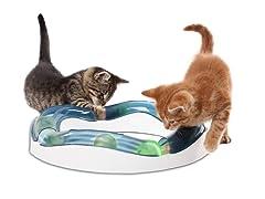 Catit Design Senses Speed Circuit Cat Toy