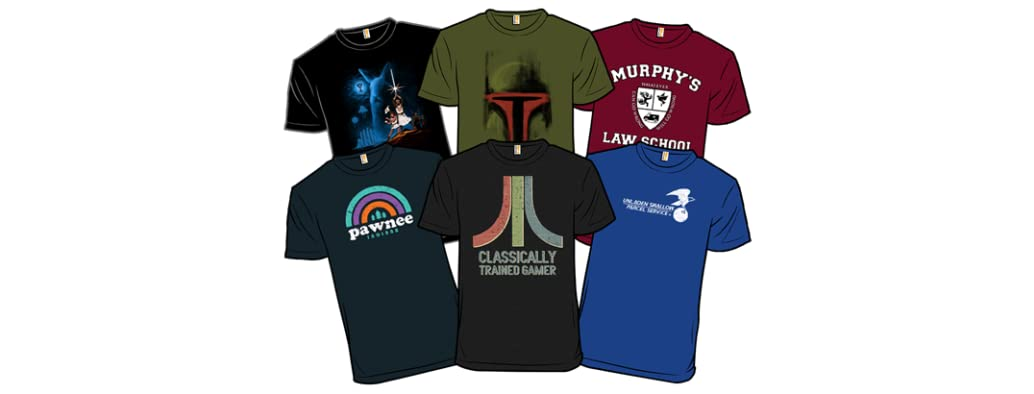 Check out our Top Tees!