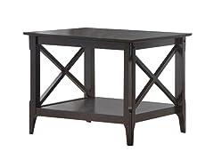 Glitzinah End Table