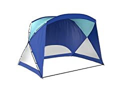 SwissTek Giant 9x6.5ft Pop-Up Sun Cabana