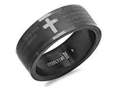 Stainless Steel IP Prayer Band