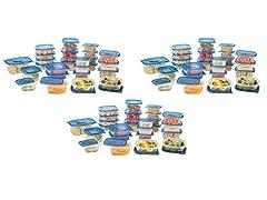 150-Piece Storage Container Set