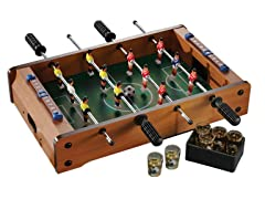 Shot Glass Foosball Table Drinking Game