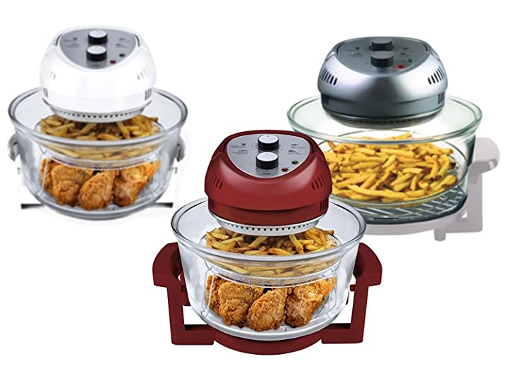 Big Boss Oil-Less Fryer - 3 Colors