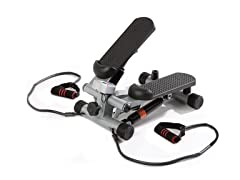 Pure Fitness Mini Stepper w/ Cords