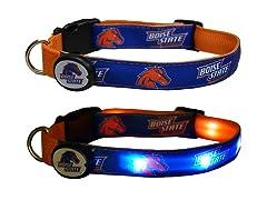 Boise State University LED Collar - LG