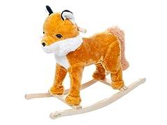 Felix the Fox Rocker
