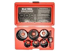 Disston Blu-Mol Carbon Steel Hole Saw Kits Carbon Kit