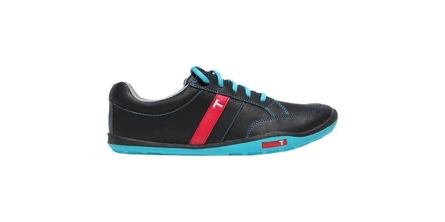 7b628c43e1534 TRUE Linkswear Men's Golf Shoe, Blk (11)