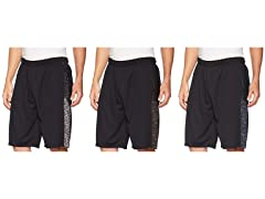 Game Time Men's Shorts 3-Pack