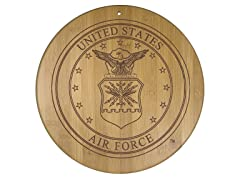 Totally Bamboo Air Force Serving Board