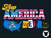 Keep America Weird
