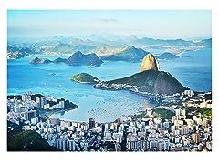 Rio Wall Mural