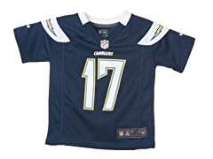 Chargers - Philip Rivers #17 (2T-4T)