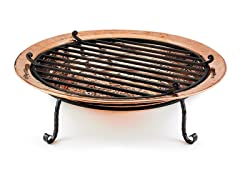 Large Copper Fire Pit