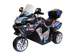 Black Lil' Rider FX Motorcycle