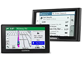 Garmin GPS Navigators w/ Lifetime Maps