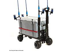Cooler Caddy Fishing Cart
