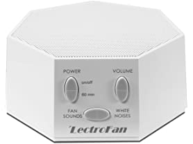 LectroFan White Noise Machine