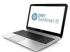 """ENVY 15.6"""" Core i7 TouchSmart Laptop"""