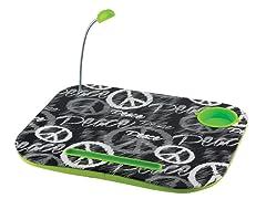 Laptop Cushion - Peace Sign