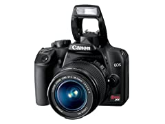 Canon EOS Rebel XS DSLR Bundle