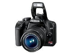Canon EOS Rebel XS DSLR Bundle
