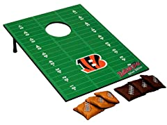 Cincinnati Bengals Tailgate Toss Game