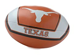"Texas Rawlings 8"" Softee Football"