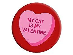 My Cat is My Valentine PopSocket