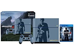 PlayStation 4 500GB Uncharted 4 Bundle