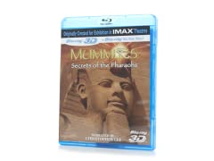 IMAX: Mummies 3D Blu-ray Movie