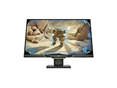 "HP X27i 27"" 2k Gaming Monitor with AMD FreeSync"