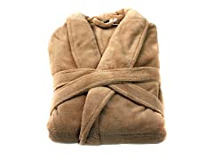 Boston Robe-Camel-Small/Medium