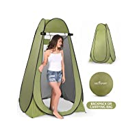 Deals on Abco Tech Instant Pop-Up Privacy Tent