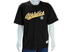Oakland A's Jersey (L, XL)
